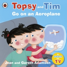 Topsy and Tim: Go on an Aeroplane, Paperback Book