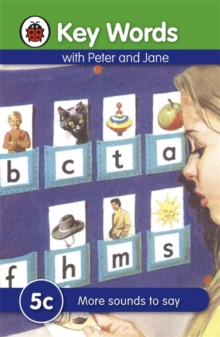 Key Words: 5c More sounds to say, Hardback Book