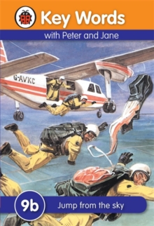 Key Words: 9b Jump from the sky, Hardback Book