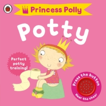 Princess Polly's Potty, Board book Book