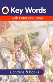 Ladybird Key Words With Peter And Jane Boxed Set, Hardback Book