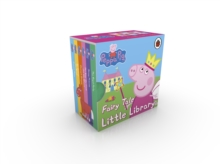 Peppa Pig: Fairy Tale Little Library, Board book Book