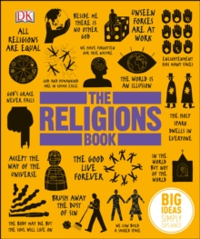 The Religions Book, Hardback Book