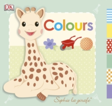 Sophie la girafe Colours, Board book Book