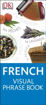 French Visual Phrase Book, Paperback Book