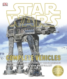 Star Wars Complete Vehicles, Hardback Book