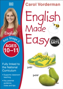 English Made Easy Ages 10-11 Key Stage 2, Paperback Book