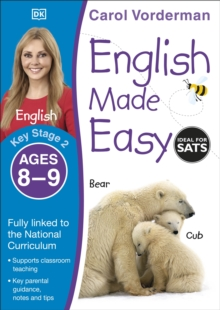 English Made Easy Ages 8-9 Key Stage 2, Paperback / softback Book
