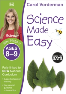 Science Made Easy Ages 8-9 Key Stage 2, Paperback Book