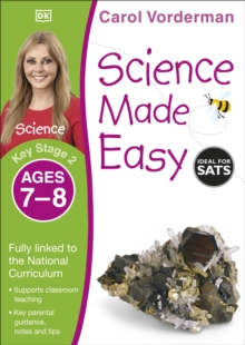 Science Made Easy Ages 7-8 Key Stage 2, Paperback Book