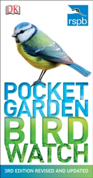 RSPB Pocket Garden Birdwatch, Paperback Book
