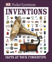 Pocket Eyewitness Inventions, Hardback Book
