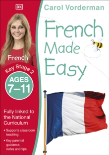 French Made Easy Ages 7-11 Key Stage 2, Paperback / softback Book
