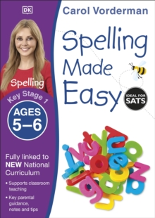 Spelling Made Easy Year 1, Paperback Book