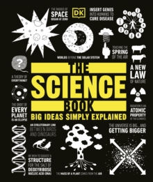 The Science Book : Big Ideas Simply Explained, Hardback Book