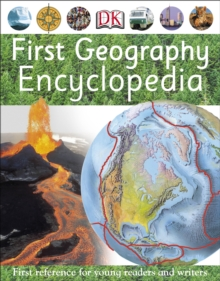 First Geography Encyclopedia, Paperback Book