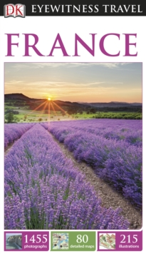 DK Eyewitness Travel Guide: France, PDF eBook