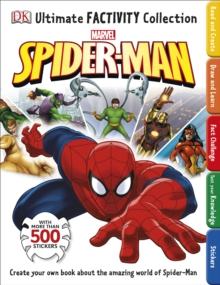 Spider-Man Ultimate Factivity Collection, Paperback Book
