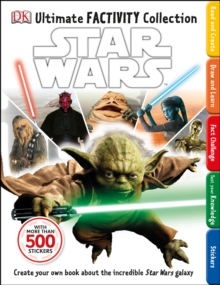 Star Wars Ultimate Factivity Collection, Paperback Book