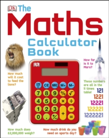 The Maths Calculator Book, Hardback Book
