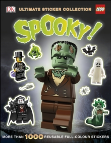 LEGO (R) Spooky! Ultimate Sticker Collection, Paperback / softback Book