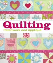 The Quilting Book, Hardback Book