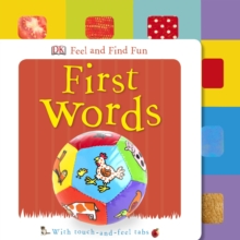 Feel and Find Fun First Words, Board book Book