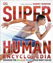 SuperHuman Encyclopedia, Hardback Book