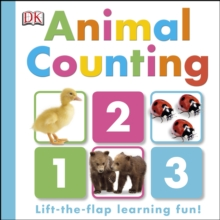 Animal Counting, Board book Book