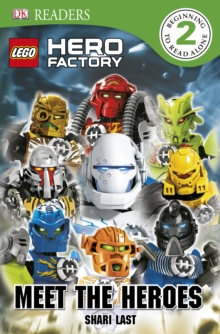 LEGO  Hero Factory Meet the Heroes, EPUB eBook