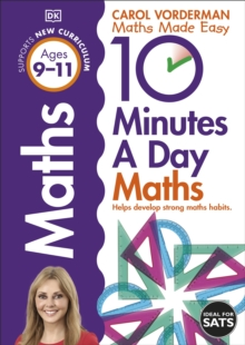 10 Minutes a Day Maths Ages 9-11, Paperback Book