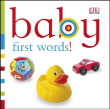 Baby First Words!, Board book Book