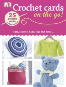 Crochet Cards On the Go!, Other merchandise Book