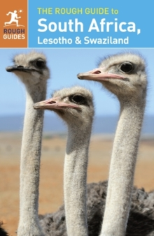 The Rough Guide to South Africa, Lesotho & Swaziland, Paperback Book