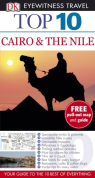 Top 10 Cairo and the Nile, Paperback Book
