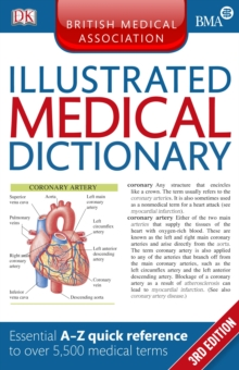 BMA Illustrated Medical Dictionary, Paperback Book