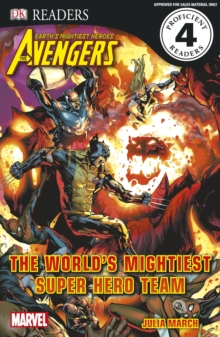 Marvel Avengers The World's Mightiest Super Hero Team, Paperback / softback Book