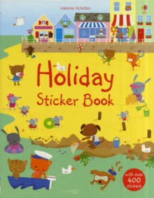 Holiday Sticker Book, Paperback Book
