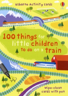 100 Things to do a Train, Novelty book Book