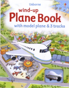 Wind-up Plane Book, Board book Book