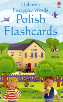 Everyday Words in Polish Flashcards, Cards Book