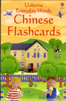 Everyday Words Flashcards: Chinese, Cards Book
