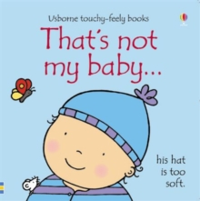 That's Not My Baby - Boy, Board book Book