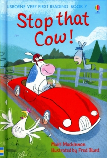 Stop That Cow!, Hardback Book