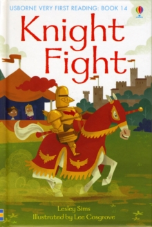 Knight Fight, Hardback Book
