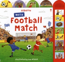 Noisy Football Match, Board book Book