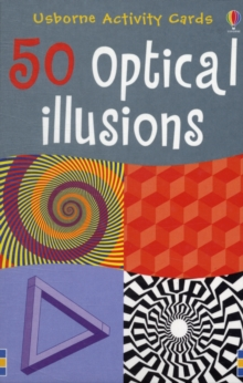 50 Optical Illusions, Cards Book