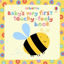 Baby's Very First Touchy-feely Book, Board book Book