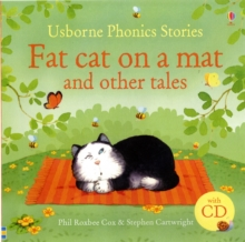 Phonics Stories : Fat Cat on a Mat and Other Tales with CD, Hardback Book