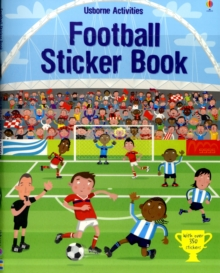 Football Sticker Book, Paperback / softback Book